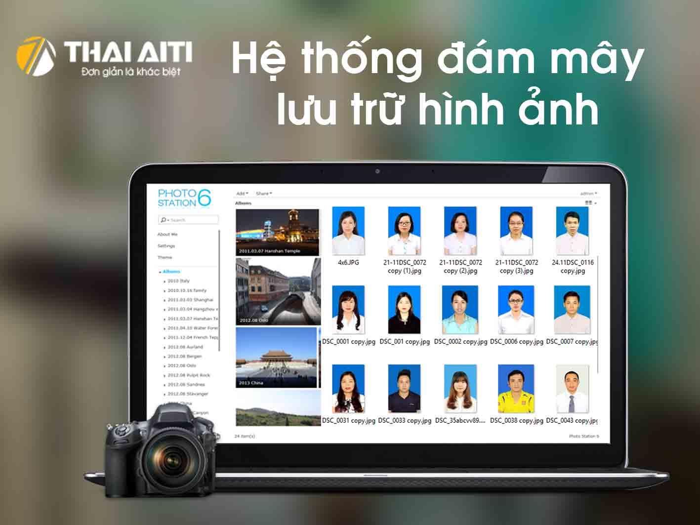 thai aiti studio ra mat kho luu tru anh cho khach hang 10267