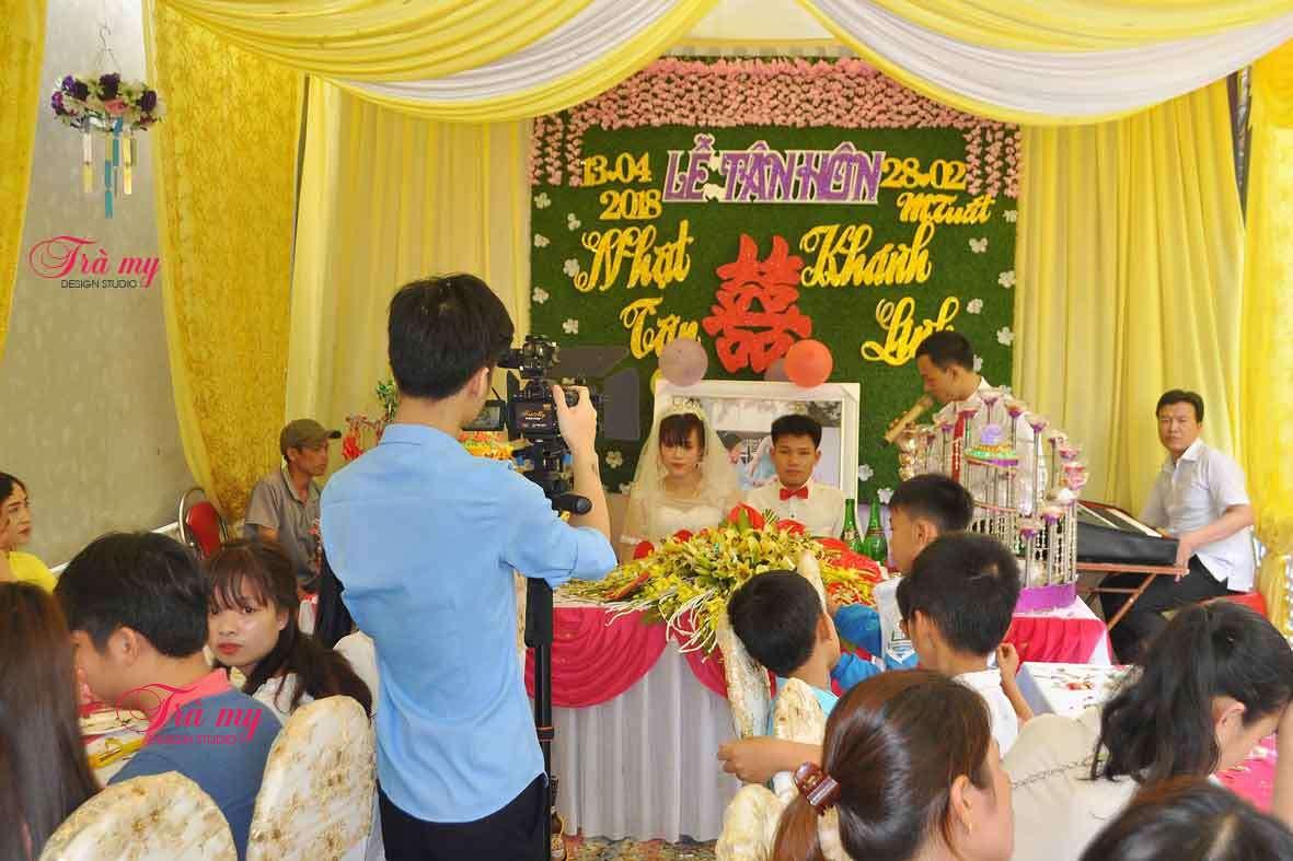 Chụp ảnh cưới trọn gói chất lượng cao