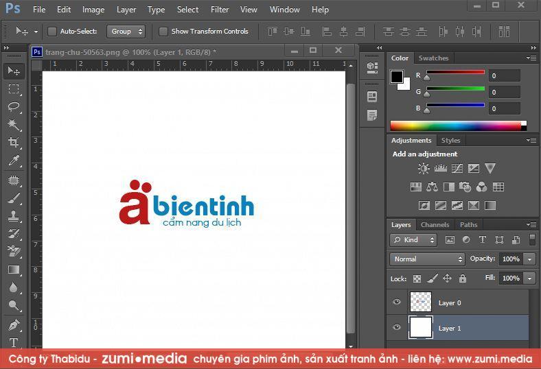 thiet ke logo abientinh com 23326