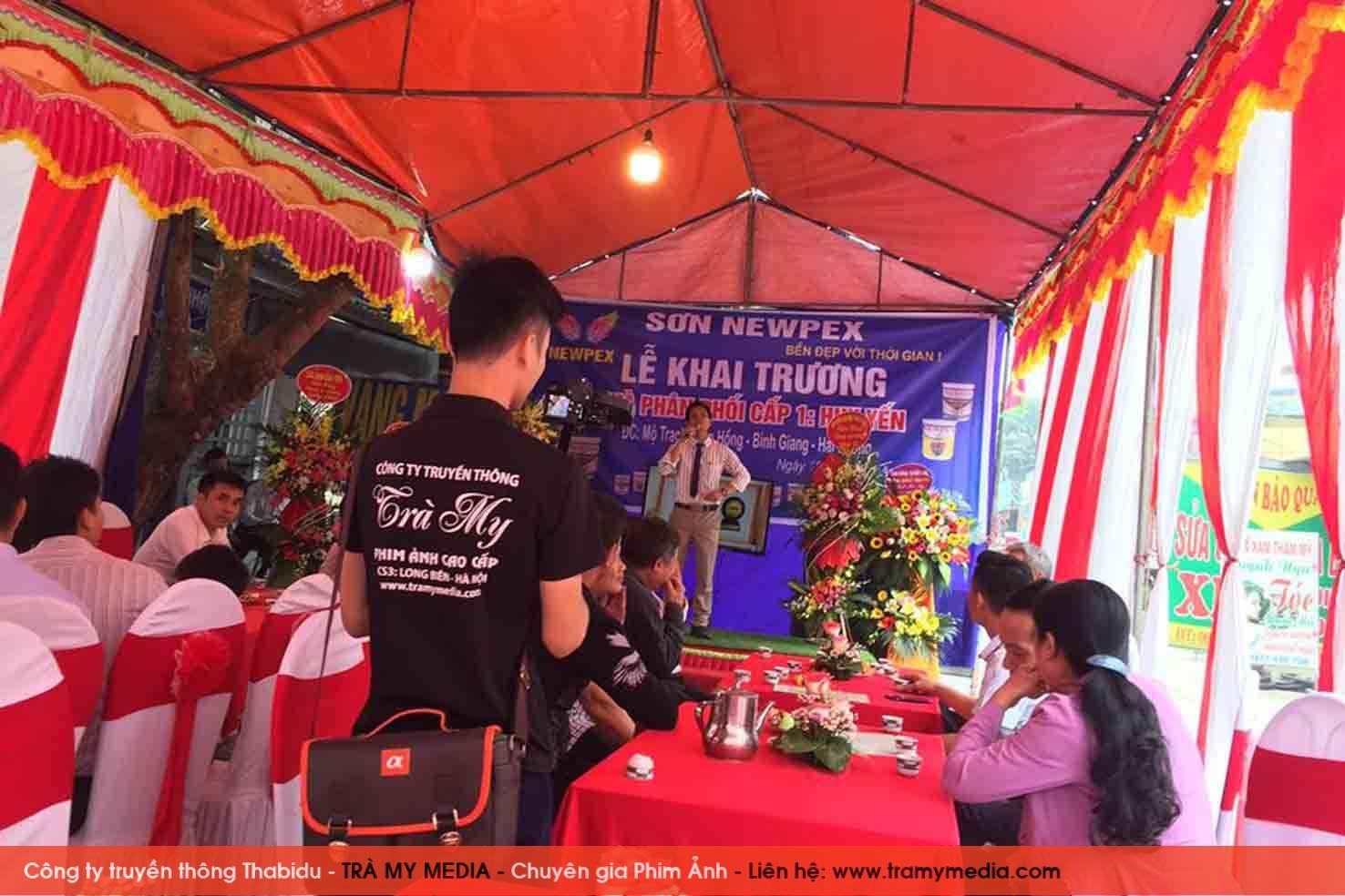 QUAY PHIM KHAI TRUONG TAI HAI DUONG 3