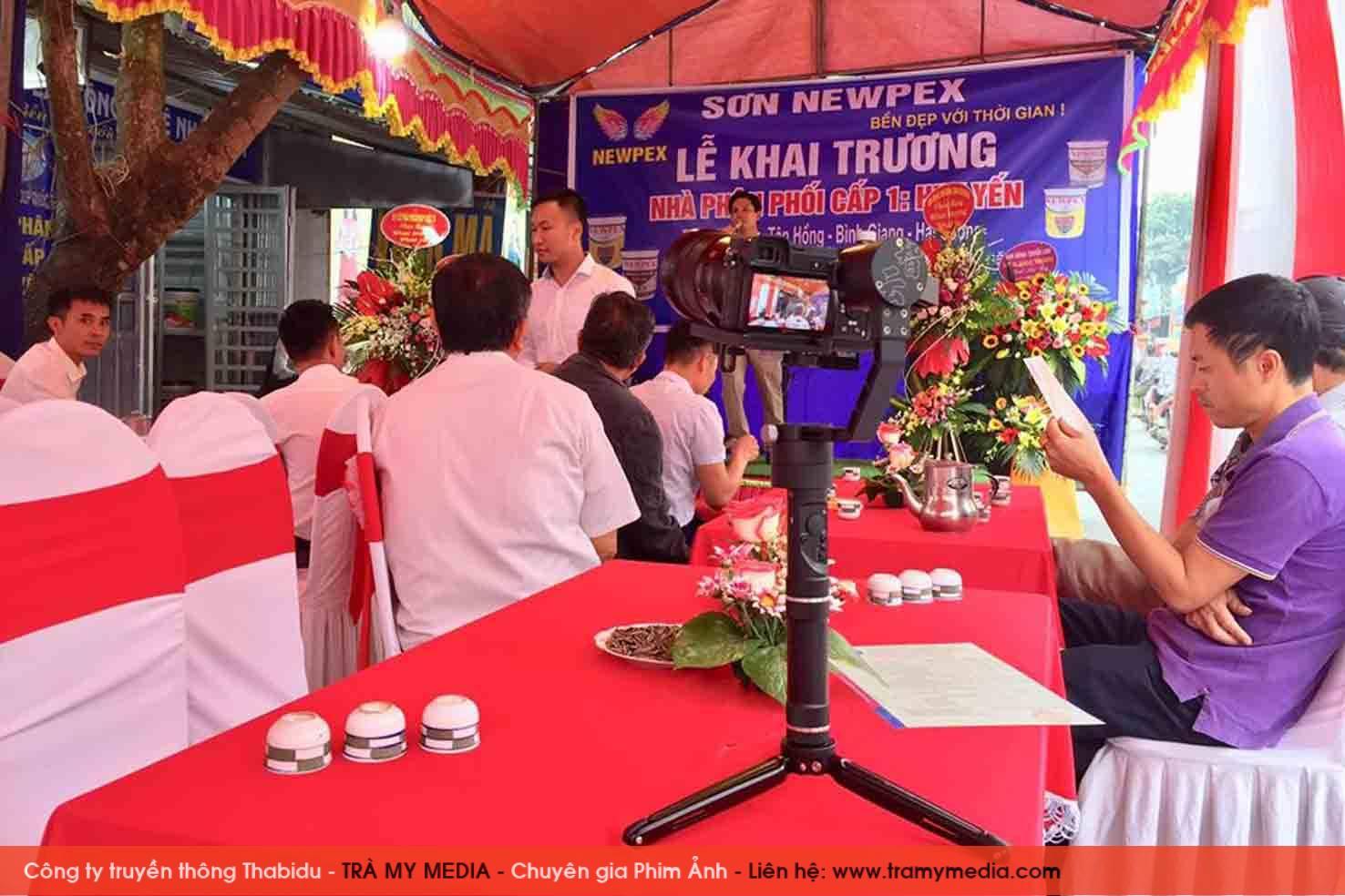 QUAY PHIM KHAI TRUONG TAI HAI DUONG 4