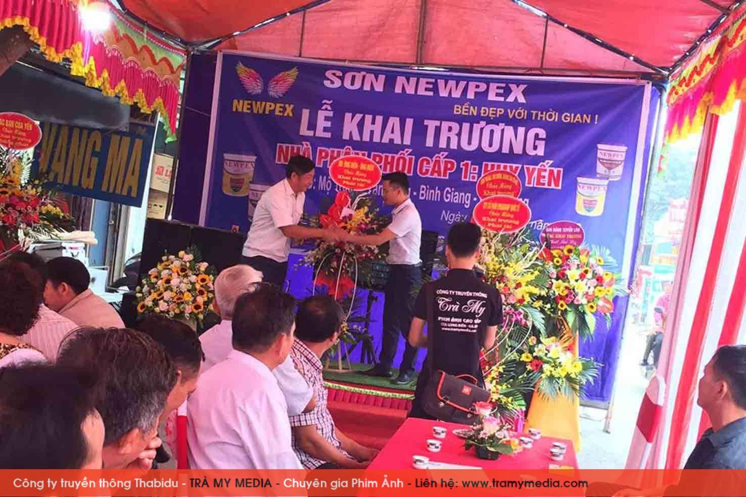 QUAY PHIM KHAI TRUONG TAI HAI DUONG 5