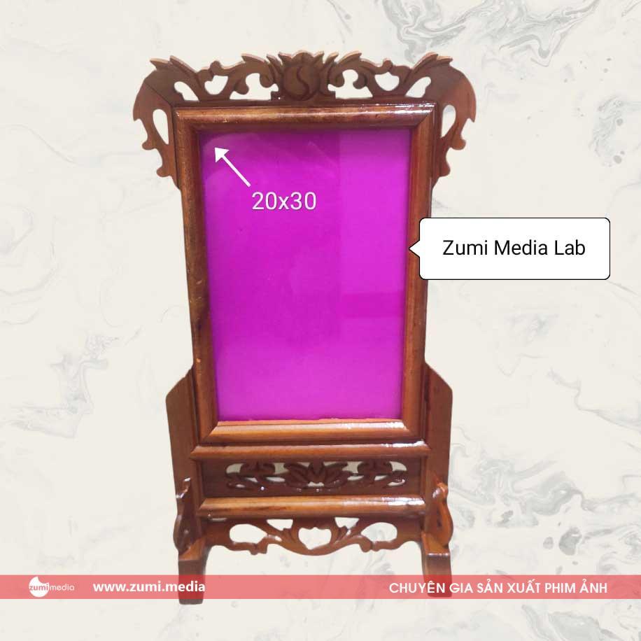 khung anh tho zumi media 2